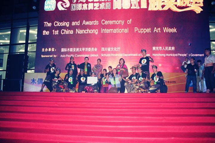 China Nanchong International Puppet Art Week