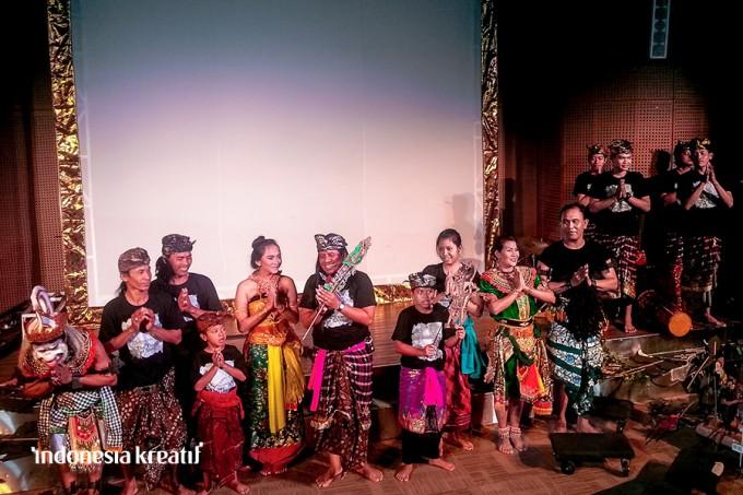 Wayang Listrik Galeri Indonesia Kaya