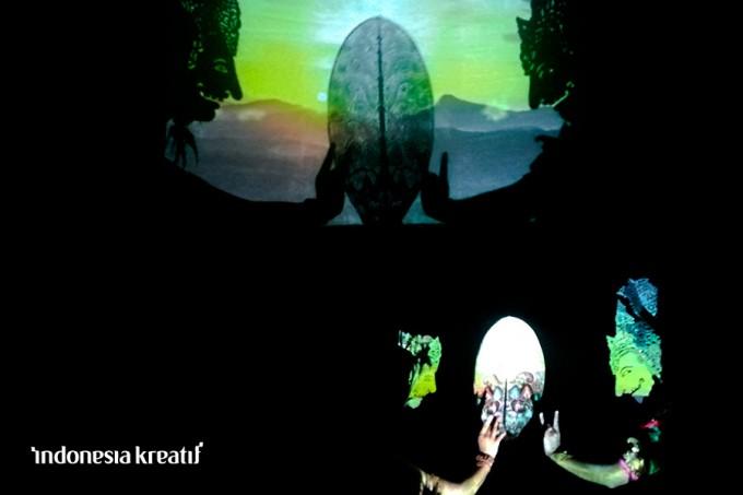 Wayang Listrik Galeri Indonesia Kaya 2