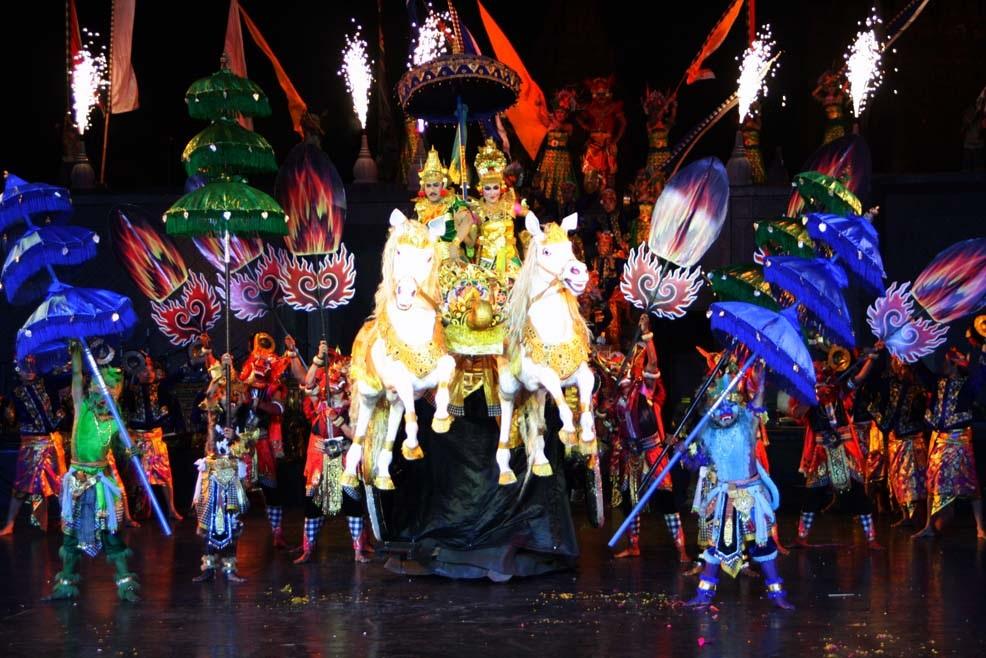 Festival Ramayana Internasional Prambanan